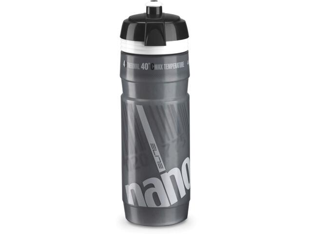 Elite Nanogelite Termoflaske 500ml, smoke/white